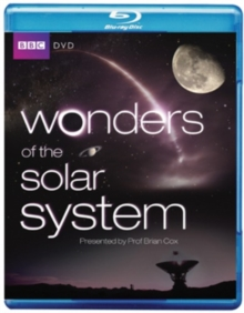 Wonders of the Solar System, Blu-ray