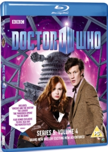 Doctor Who - The New Series: 5 - Volume 4, Blu-ray  BluRay