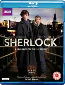Sherlock: Complete Series One, Blu-ray