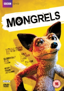 Mongrels: Series 1, Blu-ray  BluRay