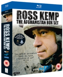 Ross Kemp: The Afghanistan Box Set, Blu-ray