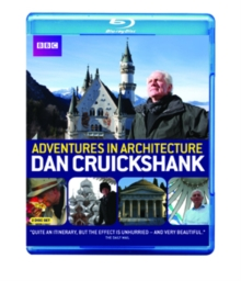 Dan Cruickshank's Adventures in Architecture, Blu-ray