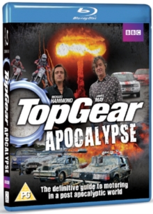 Top Gear: Apocalypse, Blu-ray