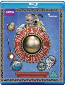 Wallace and Gromit's World of Inventions, Blu-ray  BluRay