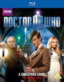 Doctor Who - The New Series: A Christmas Carol, Blu-ray