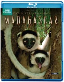 Madagascar, Blu-ray  BluRay