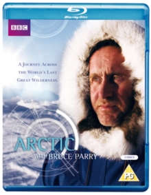 Arctic With Bruce Parry, Blu-ray