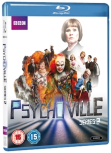 Psychoville: Series 2, Blu-ray  BluRay