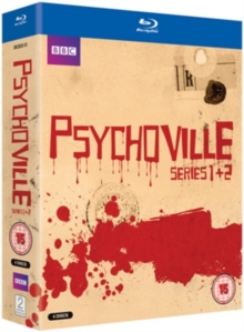 Psychoville: Series 1 and 2, Blu-ray