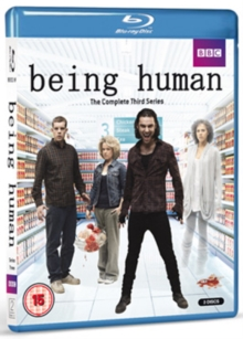Being Human: Complete Series 3, Blu-ray