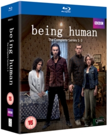 Being Human: Complete Series 1-3, Blu-ray  BluRay