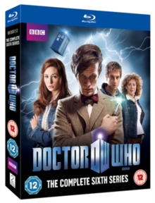 Doctor Who: The Complete Sixth Series, Blu-ray