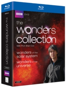 The Wonders Collection With Prof. Brian Cox, Blu-ray