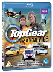 Top Gear: At the Movies, Blu-ray