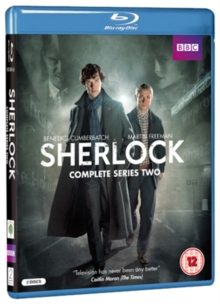 Sherlock: Complete Series Two, Blu-ray