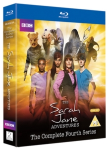 The Sarah Jane Adventures: The Complete Fourth Series, Blu-ray