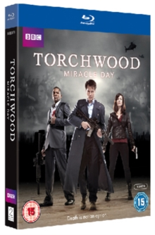 Torchwood: Miracle Day, Blu-ray