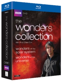 Wonders of the Solar System/Wonders of the Universe, Blu-ray