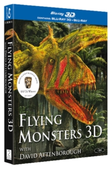Flying Monsters, Blu-ray