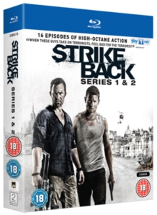 Strike Back: Series 1 and 2, Blu-ray  BluRay