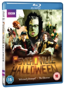 Psychoville: Halloween Special, Blu-ray