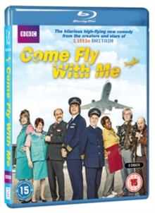 Come Fly With Me: Series 1, Blu-ray