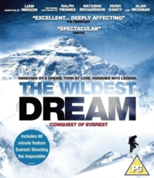 The Wildest Dream - Conquest of Everest, Blu-ray