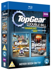 Top Gear Double Bill - The Hammond and May Exclusives, Blu-ray