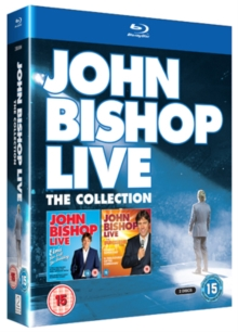 John Bishop: The Elvis Has Left the Building Tour/The Sunshine..., Blu-ray  BluRay
