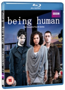 Being Human: Complete Series 4, Blu-ray
