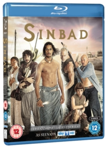 Sinbad: The Complete First Series, Blu-ray