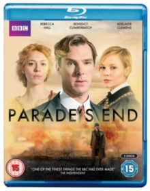 Parade's End, Blu-ray  BluRay