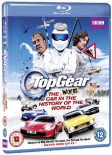 Top Gear: The Worst Car in the World... Ever!, Blu-ray