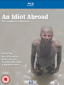 An  Idiot Abroad: The Complete Collection, Blu-ray