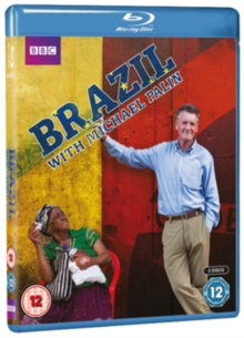 Michael Palin's Brazil, Blu-ray