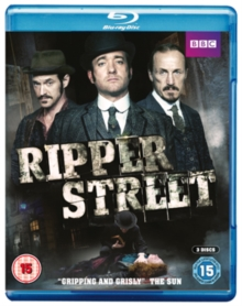 Ripper Street: Series 1, Blu-ray  BluRay