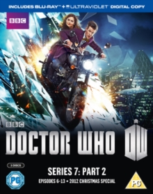 Doctor Who - The New Series: 7 - Part 2, Blu-ray  BluRay