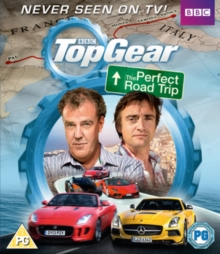 Top Gear: The Perfect Road Trip, Blu-ray