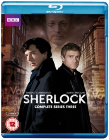 Sherlock: Complete Series Three, Blu-ray  BluRay