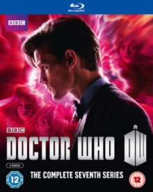 Doctor Who: The Complete Seventh Series, Blu-ray