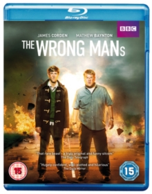 The Wrong Mans, Blu-ray