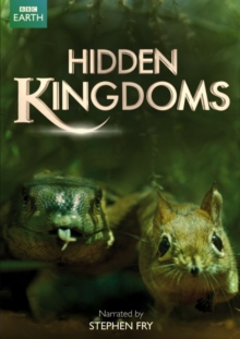 Hidden Kingdoms: Series 1, Blu-ray  DVD