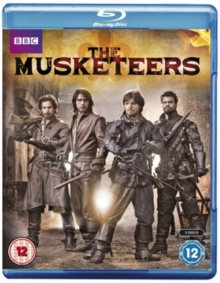 The Musketeers, Blu-ray