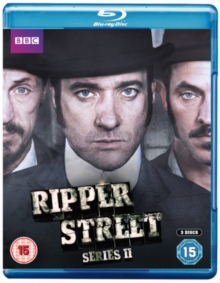 Ripper Street: Series 2, Blu-ray  BluRay