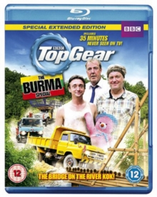Top Gear: The Burma Special - Director's Cut, Blu-ray