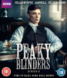 Peaky Blinders: Series 2, Blu-ray