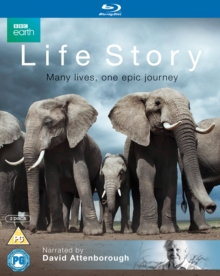 David Attenborough: Life Story, Blu-ray