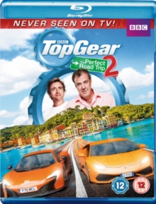 Top Gear: The Perfect Road Trip 2, Blu-ray