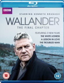 Wallander: Series 4 - The Final Chapter, Blu-ray BluRay