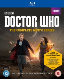 Doctor Who: The Complete Ninth Series, Blu-ray